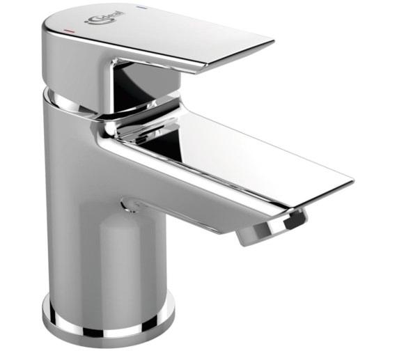 Ideal Standard Tesi Single Lever 124mm Height Mini Basin Mixer Tap