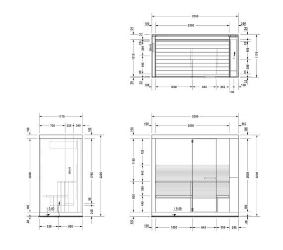 Technical drawing QS-V84022 / 750122002011000
