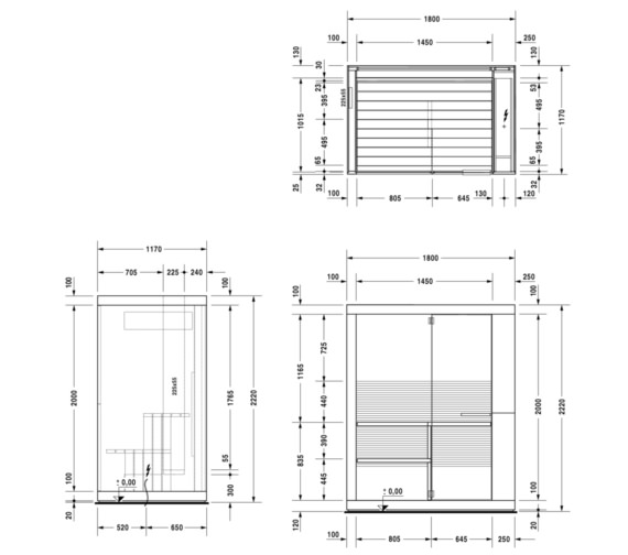 Technical drawing QS-V84023 / 750922002011000