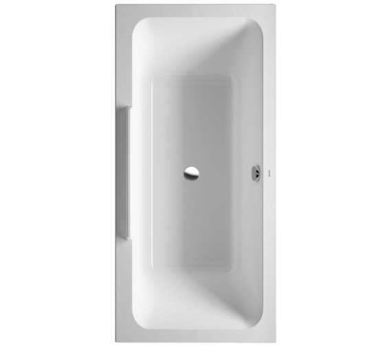 Duravit DuraStyle 1900 x 900mm Bath With Two Backrest Slopes