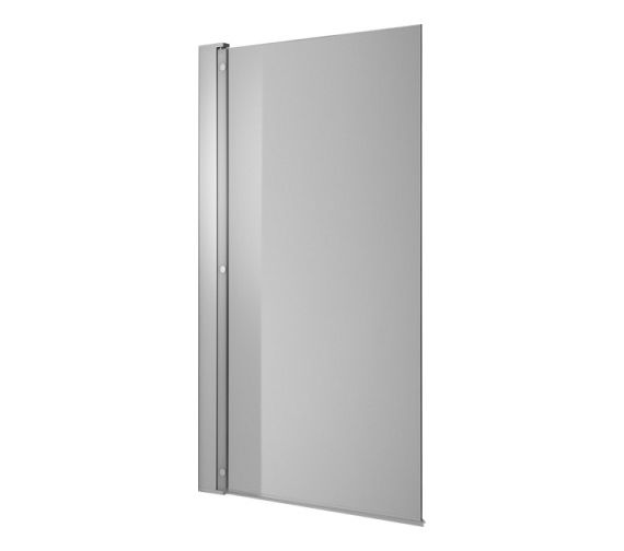 duravit openspace 1050mm shower screen 770006. Black Bedroom Furniture Sets. Home Design Ideas