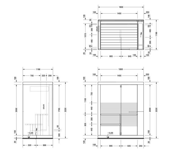 Technical drawing QS-V84027 / 751022002011000