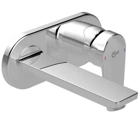 Ideal Standard Tesi Single Lever Built-In Basin Mixer Tap