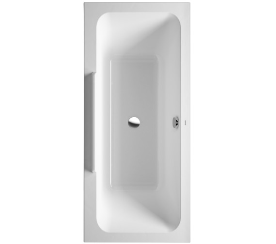 Duravit DuraStyle 1800 x 800mm Bath With Two Backrest Slopes