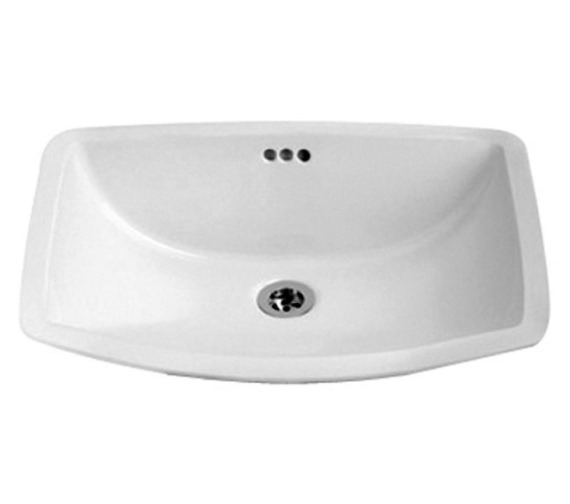 Imperial Radcliffe 500mm Under Counter Basin - RD1US01030