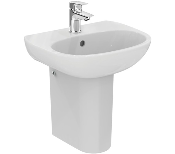 Ideal Standard Tesi 450 x 360mm Handrinse Washbasin