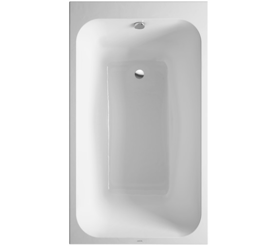 Duravit DuraStyle Rectangular Bath 1400 x 800mm