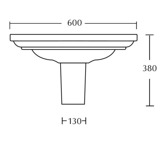 Technical drawing QS-V17699 / RD1MB11030