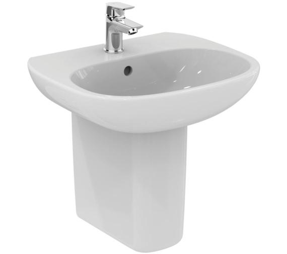 Ideal Standard Tesi 1 Tap Hole Washbasin