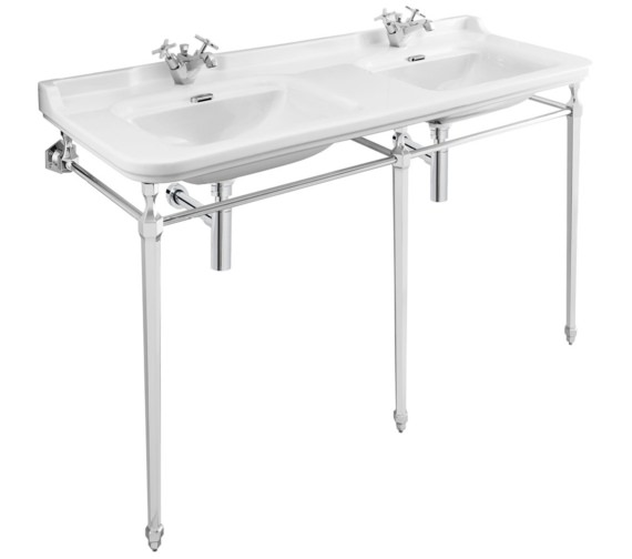 Bauhaus Waldorf 1500mm Double Basin And Console