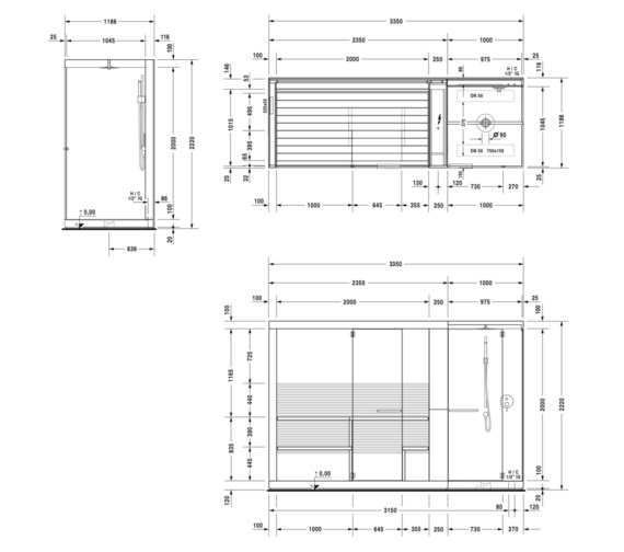 Technical drawing QS-V84039 / 750822002011001