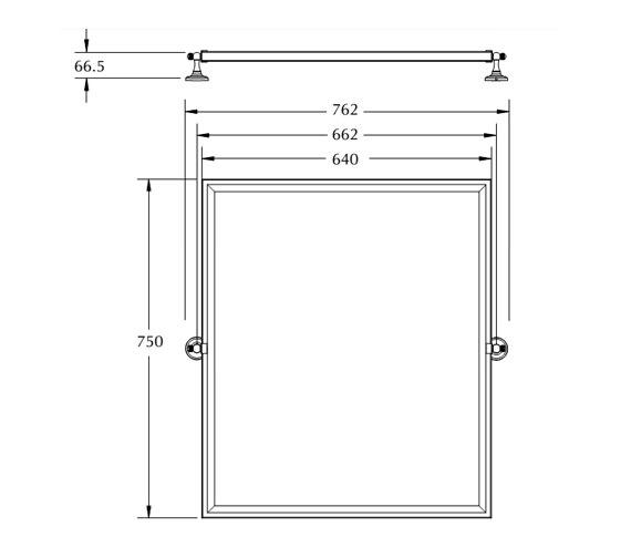 Technical drawing QS-V16475 / XLU0032100N
