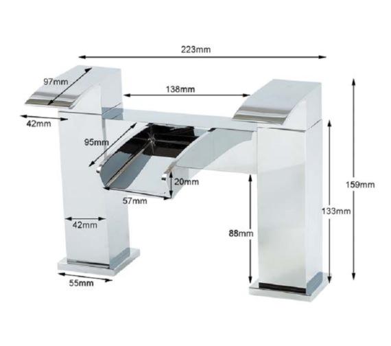 Technical drawing QS-V81402 / AC013