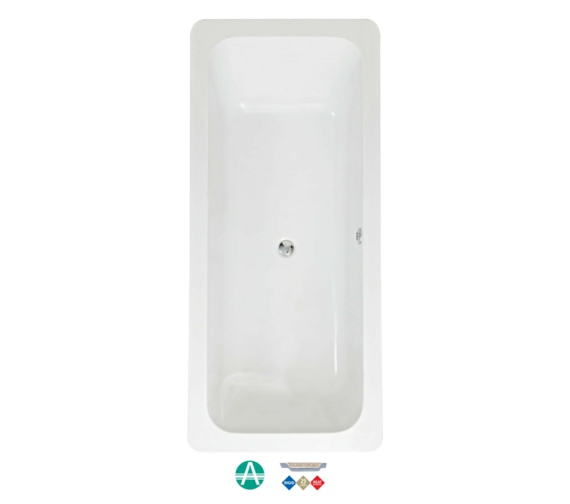 Phoenix Clio 1800 x 850mm Amanzonite Inset Bath