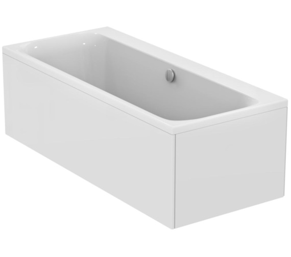 Ideal Standard Tonic II Idealform Double Ended 1800mm Bath And Normal Waste