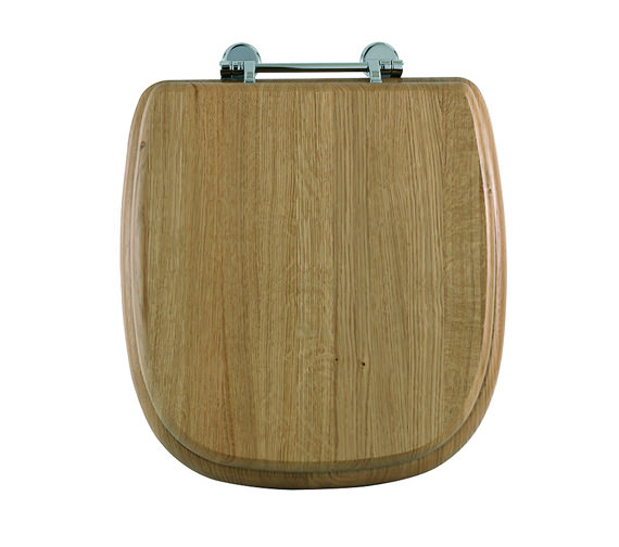 Imperial Radcliffe Toilet Seat With Soft Close Hinge And Lift Handle