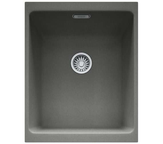 Franke Grey Sink : ... Franke Kubus DP KBG 110 16 + KBG 110 34 Fragranite Stone Grey Sink And