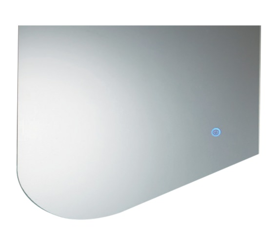 Phoenix Flow 800mm LED Mirror With Heated Demister Pad