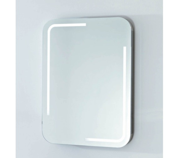 Phoenix Enzo 550mm LED Back-Lit Mirror With Heated Demister Pad