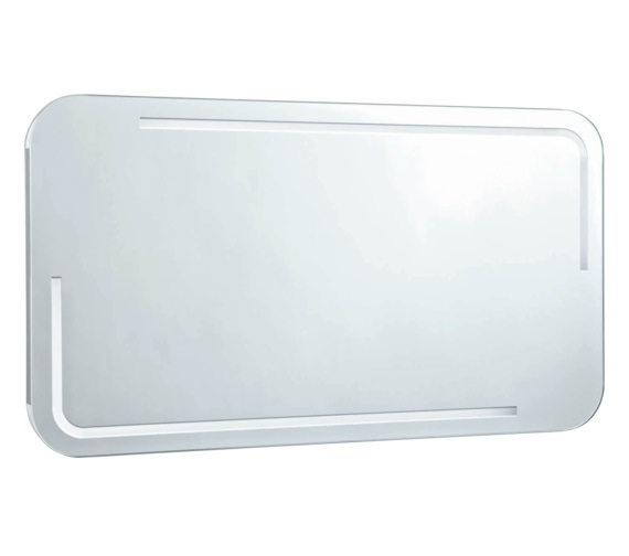 Phoenix Enzo 1000mm LED Back-Lit Mirror With Heated Demister Pad