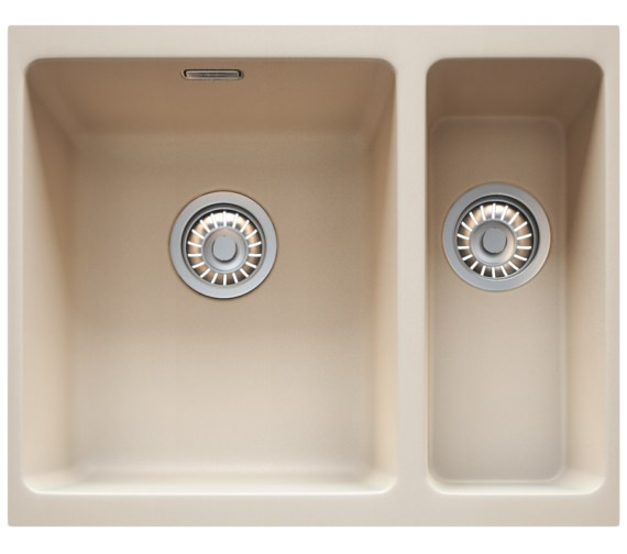 Franke Kubus KBG 160 Fragranite Coffee 1.5 Bowl Undermount Sink