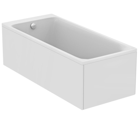Ideal Standard Tonic II Idealform Single Ended 1700mm Bath And Normal Waste