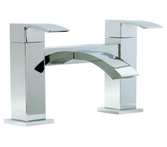 Phoenix VK Series Deck Mounted Bath Filler Tap