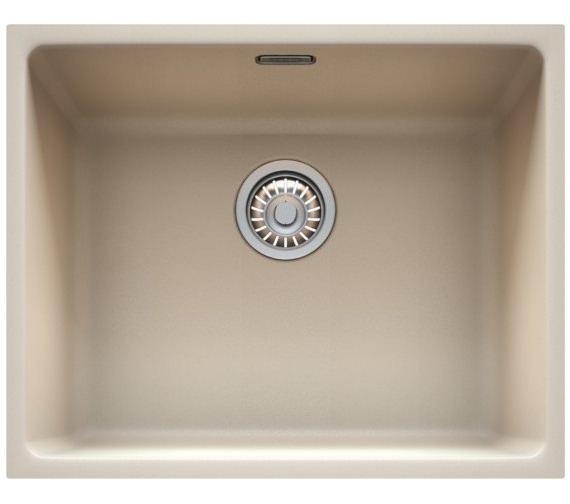 Franke Kubus KBG 110 50 Fragranite Coffee 1.0 Bowl Kitchen Undermount Sink