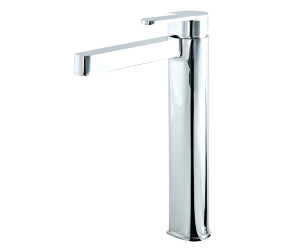 Phoenix Foxie Single Lever Tall Mono Basin Mixer Tap Chrome