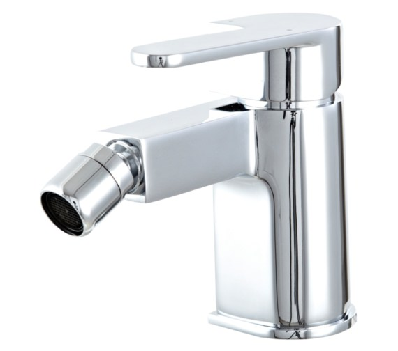 Phoenix Foxie Chrome Mono Bidet Mixer Tap With Klik Waste