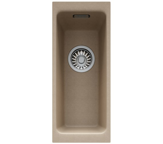 Alternate image of Franke Kubus DP KBG 110 16 + KBG 110 50 Fragranite Oyster Sink And Tap