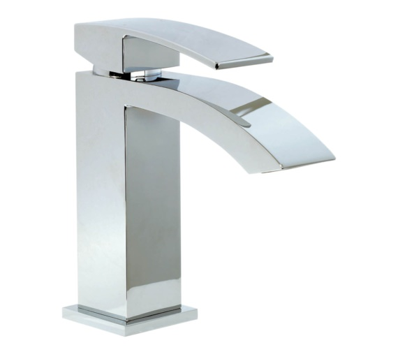 Phoenix VK Series Single Lever Mono Basin Tap With Klik Klak Waste