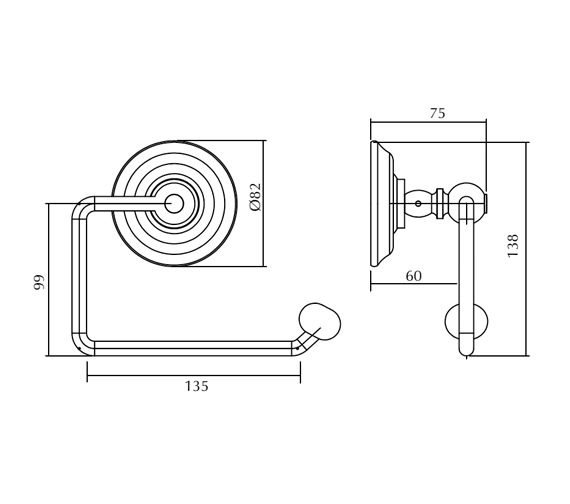 Technical drawing QS-V16501 / ZXBWM003100