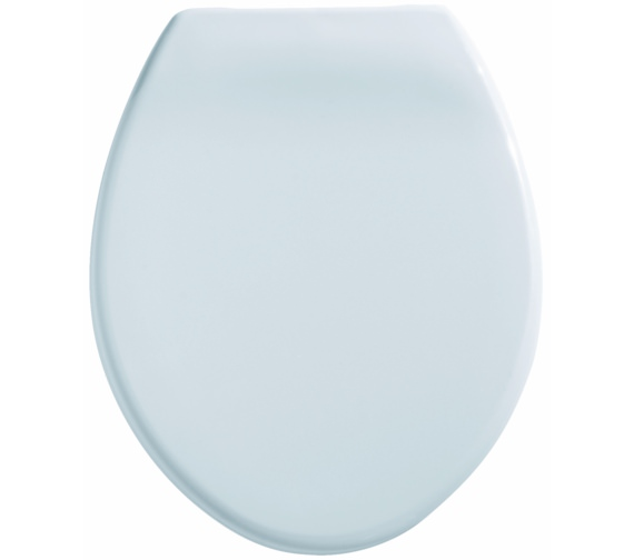 Twyford Option Toilet Seat And Cover - With Option Of Plastic Or Stainless Steel Hinges