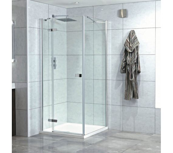 Phoenix Idyllic 1000mm Left Hand Hinged Shower Door