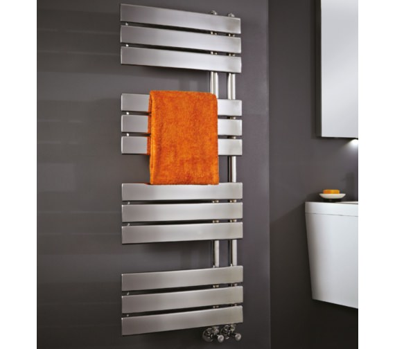 Additional image of Phoenix Carla 500 x 800mm Pre-Filled Electric Designer Radiator