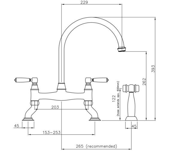 Technical drawing QS-V8652 / AT3011