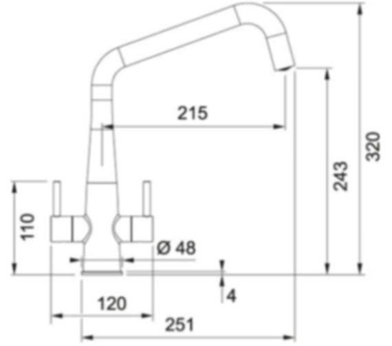 Technical drawing QS-V80163 / 1150433942