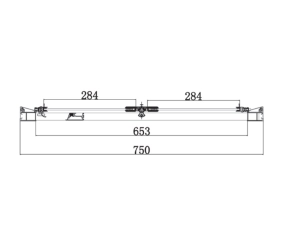 Technical drawing QS-V81484 / SE930