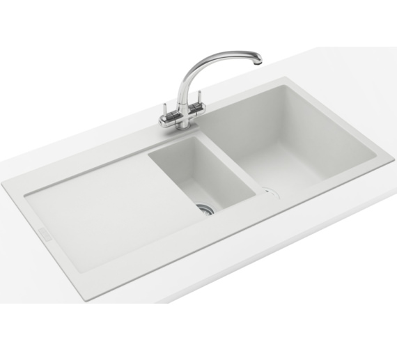 Franke Maris Propack MRG 651 Fragranite Kitchen Sink And Tap