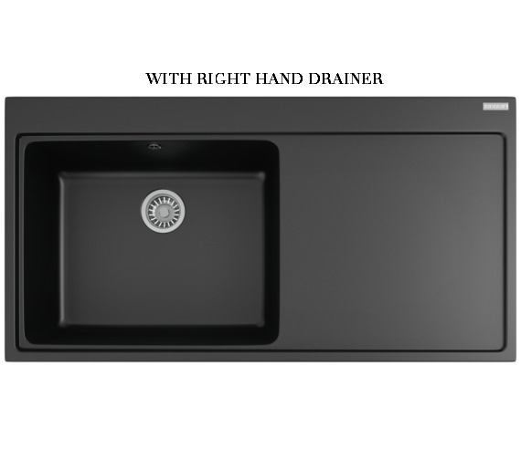 Alternate image of Franke Mythos Designer Pack MTG 611 Fragranite Onyx Kitchen Sink And Tap