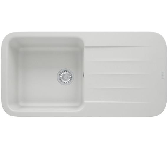 Franke Pebel PBG 611-970 Fragranite 1.0 Bowl Inset Kitchen Sink