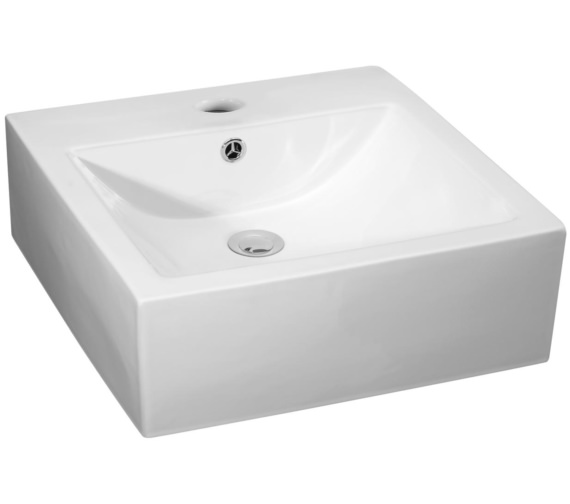 Nuie 470 x 450mm Counter Top Vessel Basin