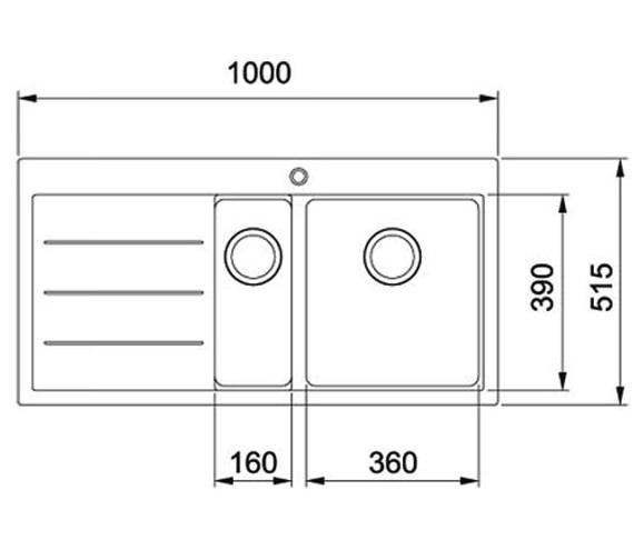 Technical drawing QS-V22345 / 1140260722