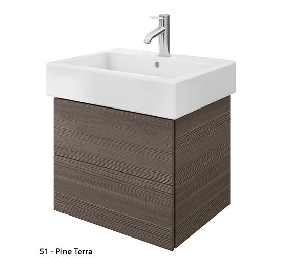 Additional image for QS-V61839 Duravit - DL632401818