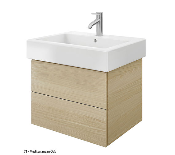 Additional image for QS-V6436 Duravit - DL632501212
