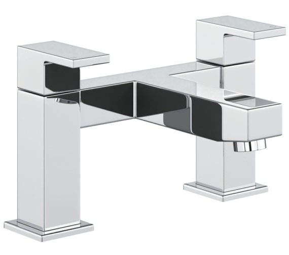 Abode Cento Deck Mounted Bath Filler Tap