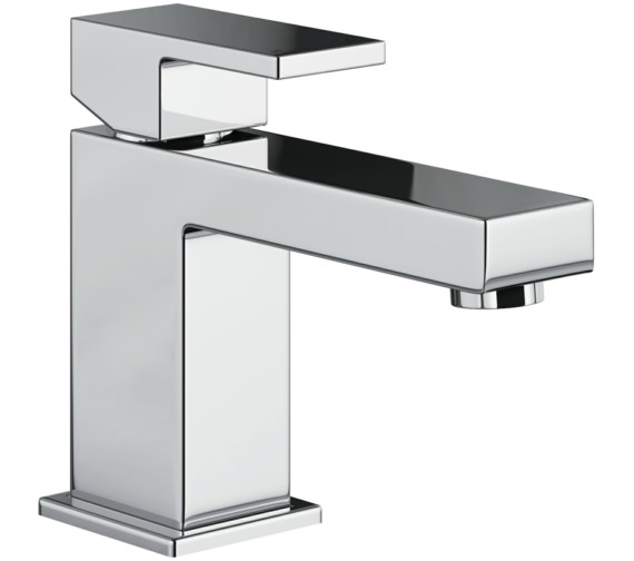 Abode Cento Monobloc Basin Mixer Tap 141mm - 301mm Height Optional