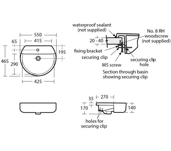 Technical drawing QS-V40364 / E792101