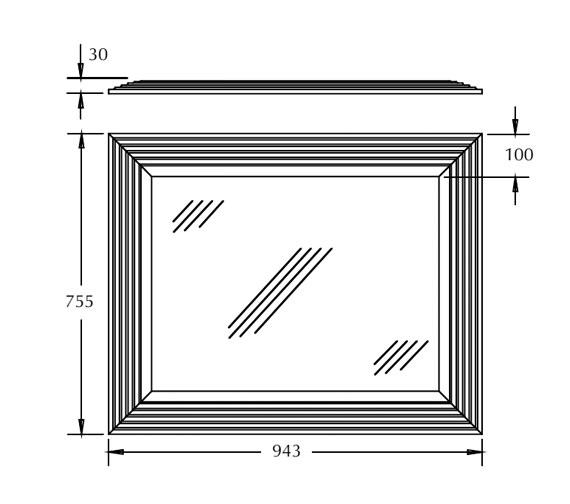 Technical drawing QS-V16472 / XLU0020100